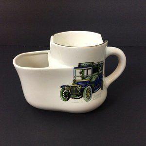 Burleigh Ironstone Shaving Mug England